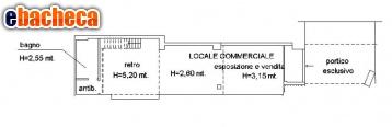 negozio a savona di 58 mq