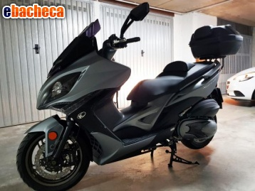 Anteprima Scooter kymco xciting…