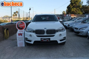 Anteprima Bmw x5 xdrive30d luxury
