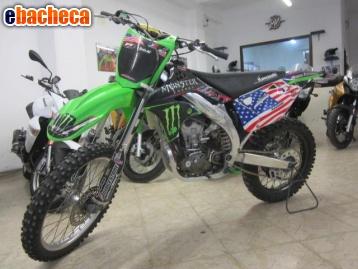 Anteprima Kawasaki kxf 450