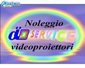Anteprima Noleggio proiettori € 10