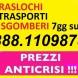 Roma Traslochi Sgomberi