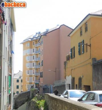 Anteprima App. a Genova di 106 mq