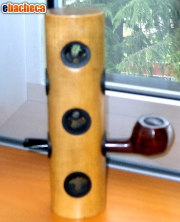Anteprima Portapipe made in Italy