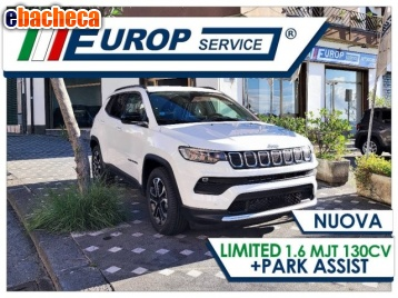 Anteprima Jeep  ompass 1.6 Limited…
