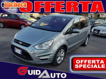 Anteprima Ford S-max 1.6 Tdci 115…