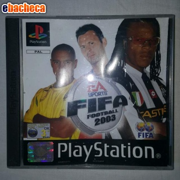Anteprima Fifa 2003 - PS1