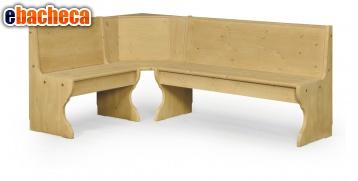 Anteprima Giropanca in legno massel