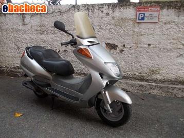 Anteprima Honda pantheon 150 - km.…