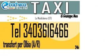 Anteprima Taxi Maddalena 3403616466