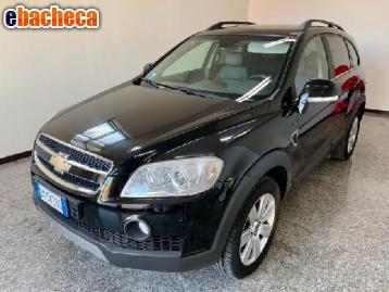 Anteprima Chevrolet Captiva 2.0…
