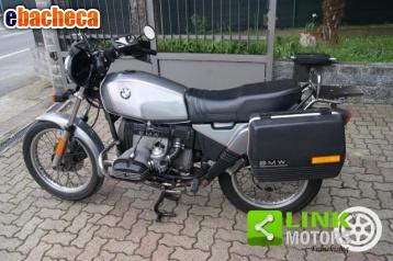 Anteprima Moto bmw r80 st del 1984…