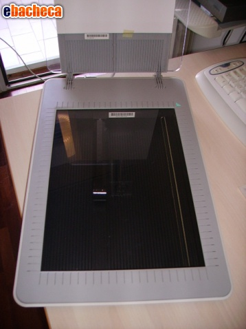 Anteprima Scanner HP scanjet 3800