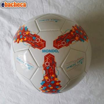 Anteprima Pallone in cuoio Mondo