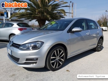 Anteprima Vw golf 1.4 tgi metano…