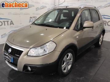 Anteprima Fiat sedici 1.9 mjt…
