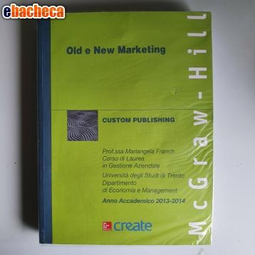 Anteprima Old e New Marketing
