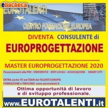 Anteprima Corso europrogettazione