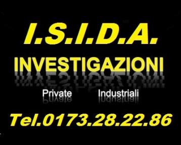 Anteprima Isida investigazioni