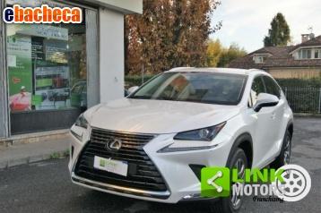 Anteprima Lexus nx hybrid 4wd…