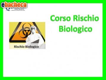 Anteprima Corso Rischio Biologico