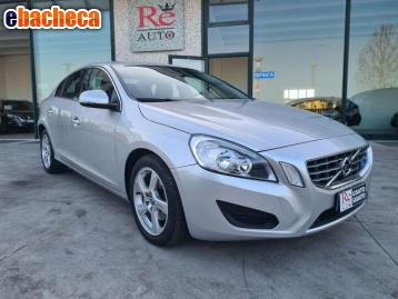 Anteprima Volvo s60 d3 geartronic…