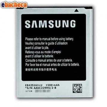Anteprima Batteria Samsung