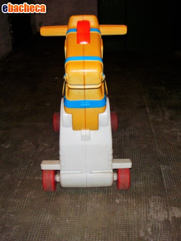 Anteprima Calallo con ruote