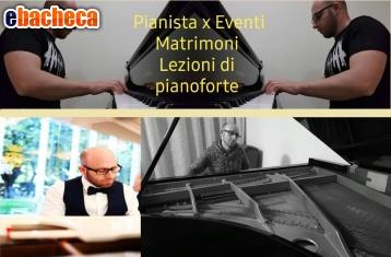 Anteprima Pianista per il tuo event