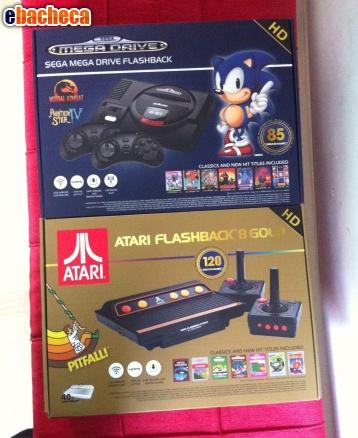 Anteprima Sega Md hd-Atari gold hd