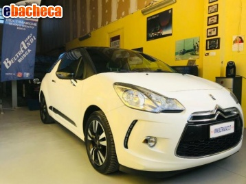 Anteprima Ds3 1.6 hdi 90 cv so chic