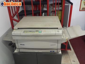 Anteprima 1 Fotocopiatrice + 1 Fax