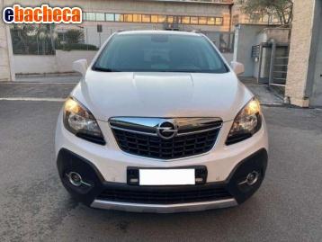 Anteprima Opel mokka 1.7 cdti…