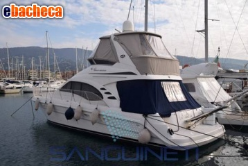 Anteprima Sea ray 455 sedan bridge