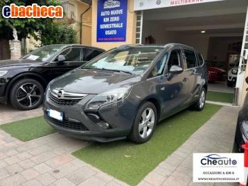 Anteprima Opel Zafira 1.6 16V…