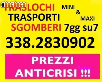 Anteprima Roma Traslochi e Sgomberi
