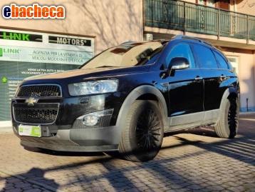 Anteprima Chevrolet Captiva 2.2…