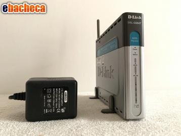 Anteprima Modem router adsl D-link