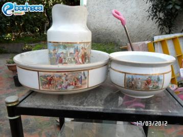 Anteprima Servizio toilette ceramic