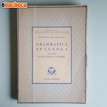 Anteprima Grammatica Spagnola