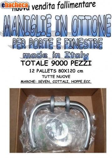 Anteprima Stock maniglie