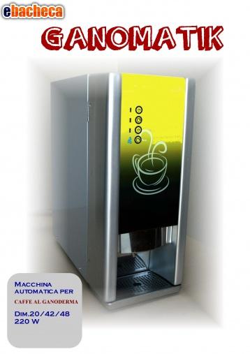 Anteprima Macchina Caffe Ganoderma