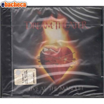 Anteprima Cd dream theater live at