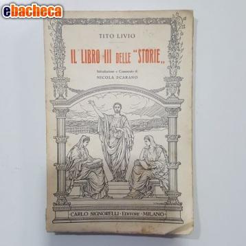 Anteprima Il libro Iii delle storie
