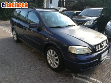 Anteprima Opel astra station wagon…