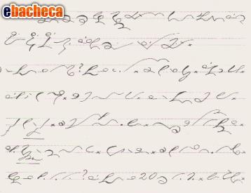 Anteprima Lezioni Stenografia