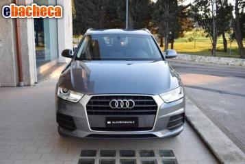 Anteprima Audi q3 2.0 tdi 120cv s…