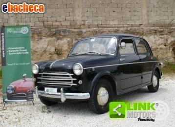 Anteprima Fiat 1100/103 bauletto
