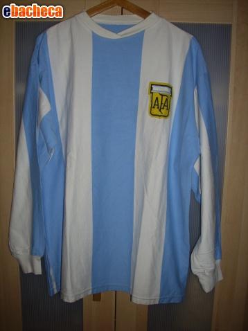 Anteprima Maglia Calcio Argentina