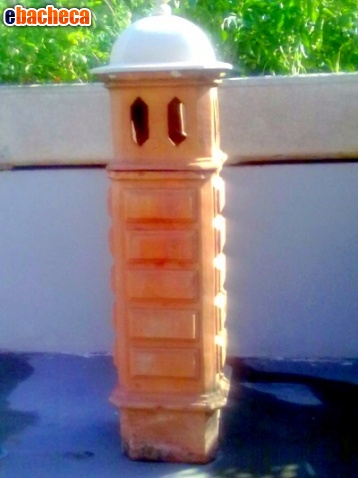 Anteprima Antico comignolo terracot